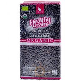 Рис черный органический Sawat-D 1 кг