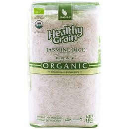 Рис белый органический Жасмин Sawat-D 1 кг