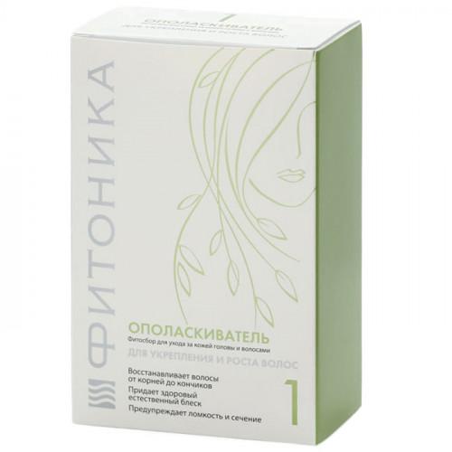 Ополаскиватель для волос Фитоника №1 Для укрепления и роста | 20 пакетиков по 1.5 г