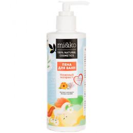 Пена для ванн детская Нежный возраст Mi&Ko 250 мл