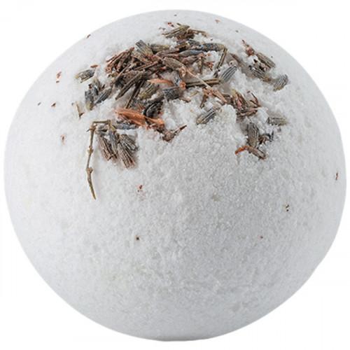 Бурлящий шарик для ванн Лаванда МИКО 185 г