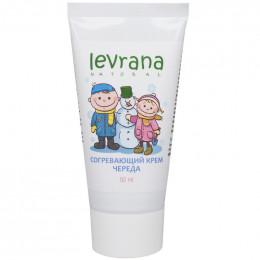 Крем детский согревающий Череда Levrana 50 мл