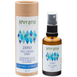 Дезодорант спрей Levrana Zero 50 мл