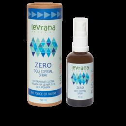 Дезодорант ZERO без запаха Levrana, 50 мл