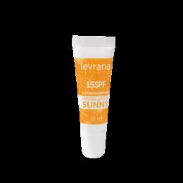 Бальзам для губ Sunny, солнцезащитный Levrana, 10 мл