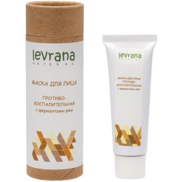 Маска для лица Противовоспалительная Levrana 30 мл