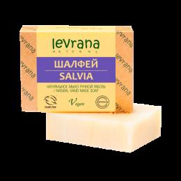 Мыло ручной работы Шалфей Levrana, 100 г