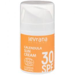 Крем солнцезащитный Календула SPF30 Levrana 50 мл