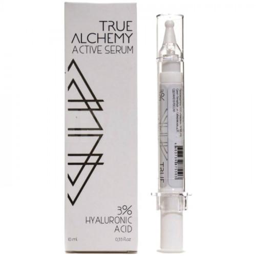 Сыворотка для лица True Alchemy Hyaluronic Acid 3% 10 мл | Гиалуроновая кислота 3%