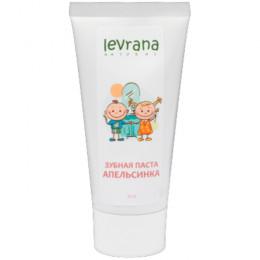 Зубная паста Levrana Апельсинка 50 мл