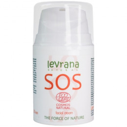 Крем для лица SOS Levrana 50 мл