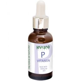 Сыворотка для лица Витамин P Levrana 30 мл