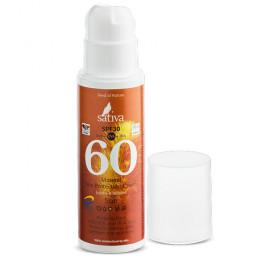 Крем солнцезащитный Sativa №60 150 мл
