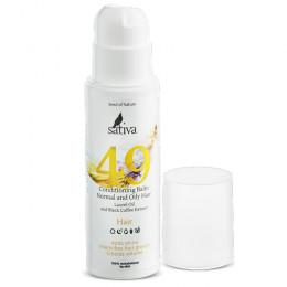 Бальзам-кондиционер для жирных и нормальных волос Sativa №49 150 мл